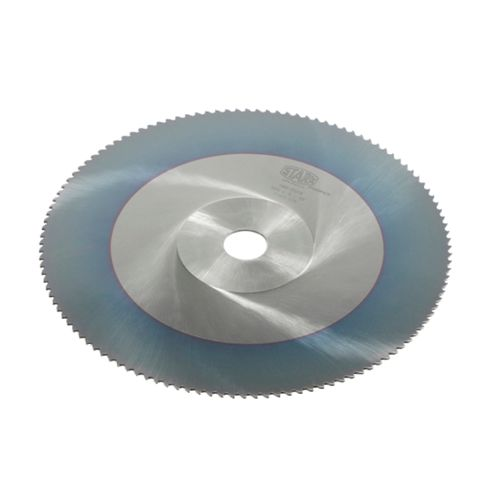 Disco de corte HSS Speed Face de 500mm x 3.5mm x 50mm Cantidad de dientes:250 PH:4/15/80 + 4/14/85