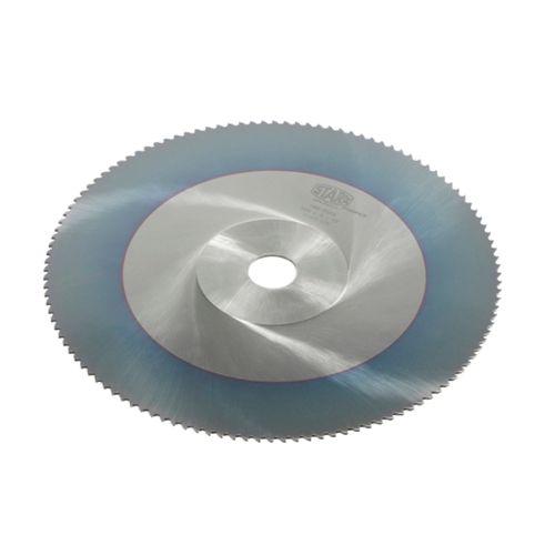 Disco de corte HSS Speed Face de 250mm x 2.5mm x 25.4mm Cantidad de dientes:160 PH:2/8/45 + 2/9/50 + 2/11/63
