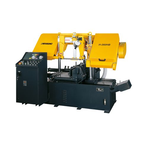 Máquina Sierra Cinta Automática H260HB