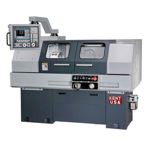 Máquina torno de precision CNC de 7.5 HP 220V trifásico