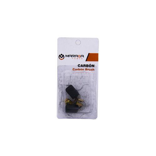 Carbones Maraga para Router Makita CB106, 181410-1 Juego con 2 piezas