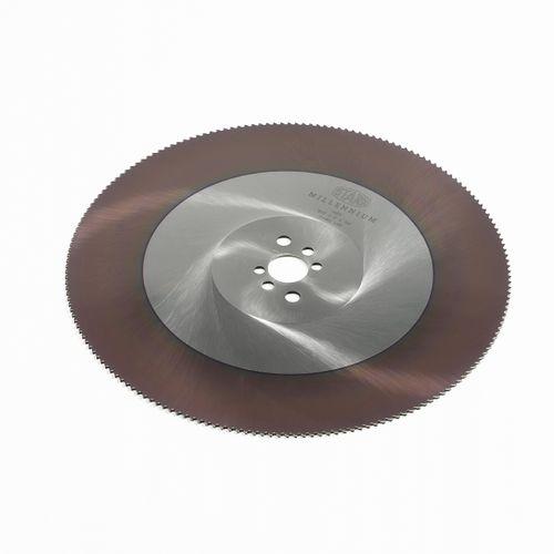 Disco de corte HSS Millennium de 350mm x 2.5mm x 50mm