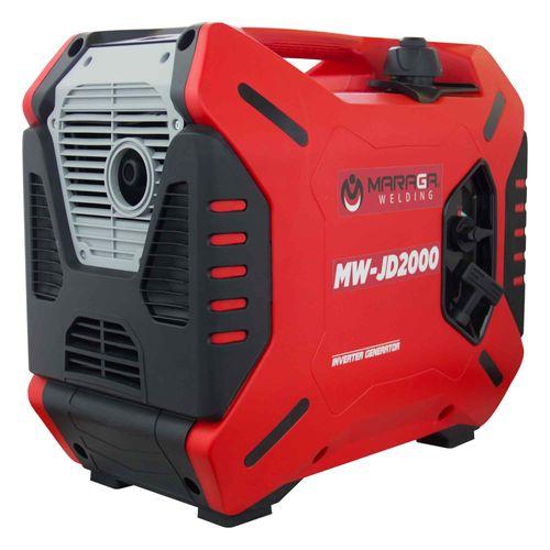 Generador Silencioso 120V, 60hz