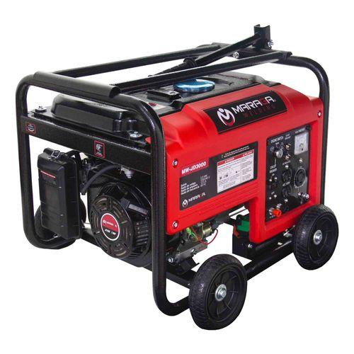 Generador de Gasolina de 3000 Watts