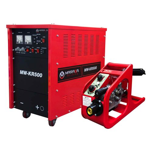 Soldadora Alambre 220/440V MW-KR500