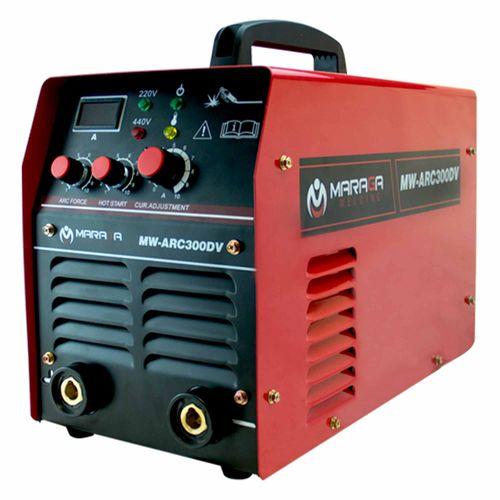 Soldadora Electrodo Revestido 220-440V MW-ARC300DV