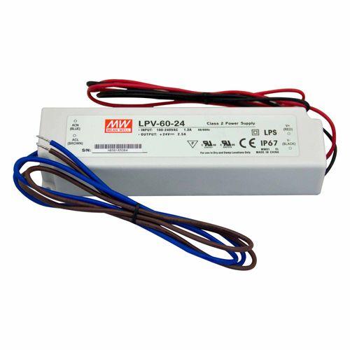 Unidad de Entrada de 230V/24VDC y 60W