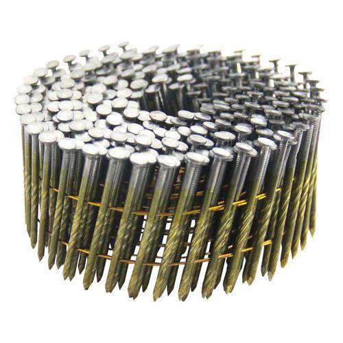 """Clavo en rollo 2"""" calibre .099 con 9000 piezas"""