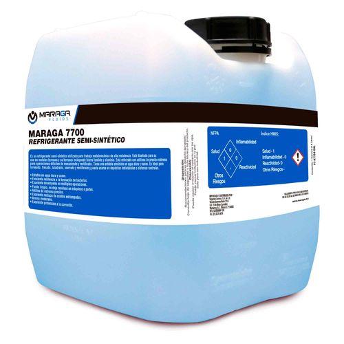 Refrigerante Semisintético 7700EP 1 Galón Maraga