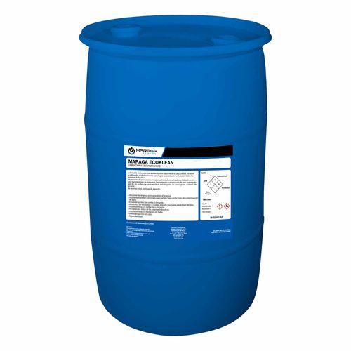Limpiador y Desengrasate Biodegradable de Uso Industrial 55 Galones