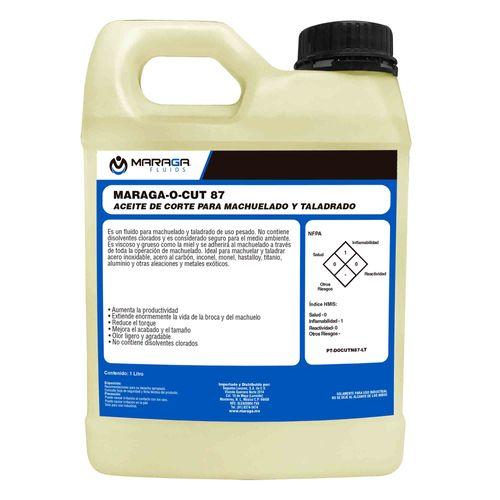 Aceite O-Cut 87 0.2 Galones Maraga