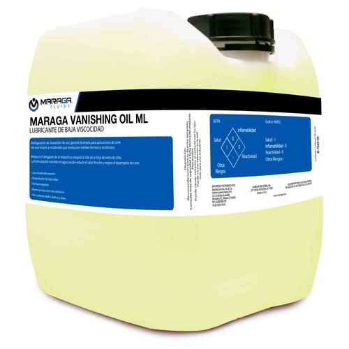 Vanishing Oil Ml 5 Galones Maraga