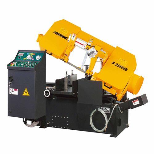 Máquina de Sierra Cinta Automática Pivote S-250HB