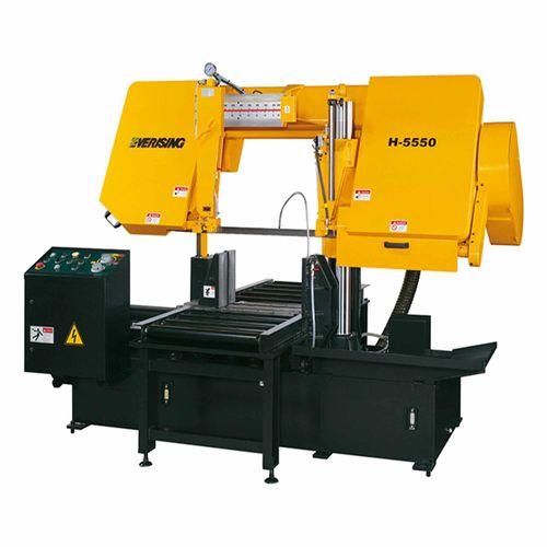 Máquina de Sierra Cinta Semi-Automática H-5550
