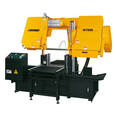 Máquina de Sierra Cinta Semi-Automática H-7050