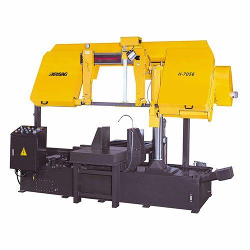 Máquina de Sierra Cinta Semi-Automática H-7056
