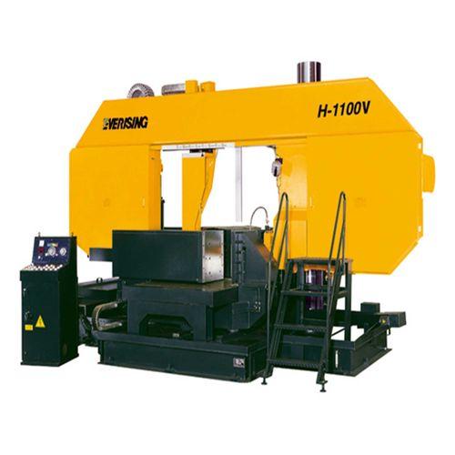 Máquina de Sierra Cinta Semi-Automática H-1100V