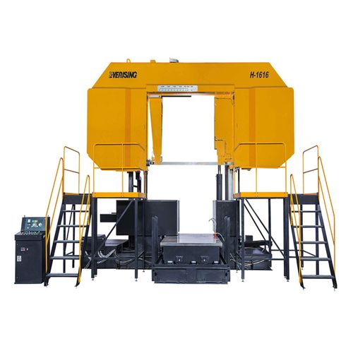 Máquina de Sierra Cinta Semi-Automática H-1616