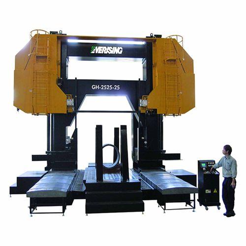Máquina de Sierra Cinta Semi-Automática GH2525-25