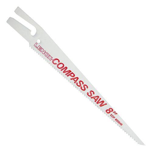 Hoja para Sierra Compass de 8 Pulgadas X 1-1/4 Pulgadas 8