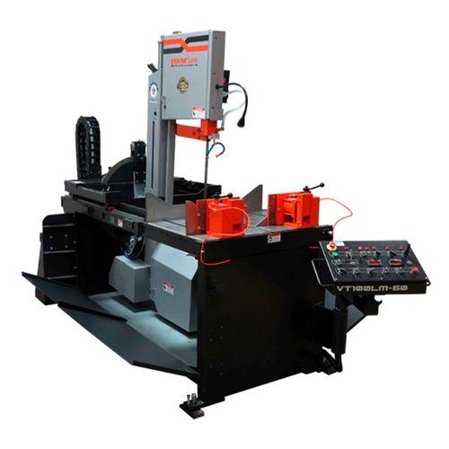 Máquina de Sierra Cinta Vertical VT100LM-60