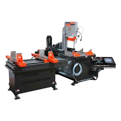 Máquina de Sierra Cinta Vertical VT100HLA-60-CTS