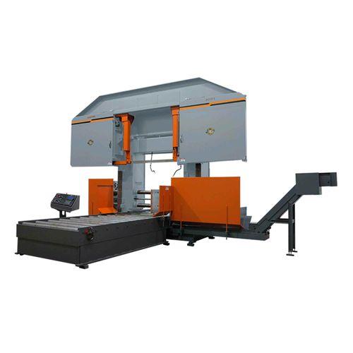 Máquina de Sierra Cinta Doble Columna Extra Larga DC5353-CTS2