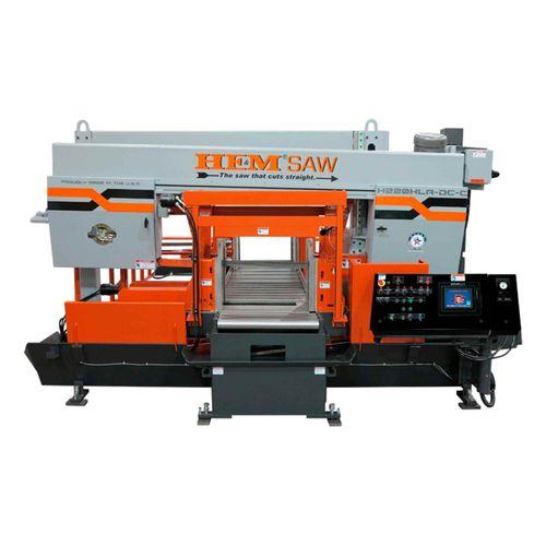 Máquina de Sierra Cinta Doble Columna H220HLA-DC-CTS