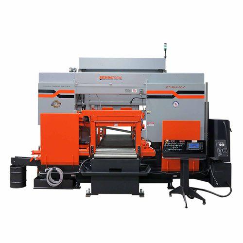 Máquina de Sierra Cinta Brida Ancha WF160LA-DC-CTS