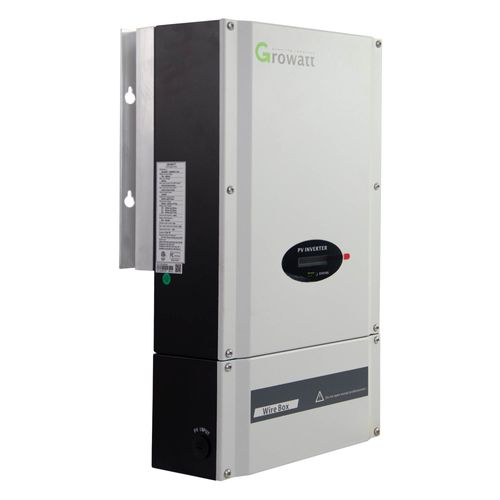 Inversor Growatt 10000MTLP-US, Triple MPPT
