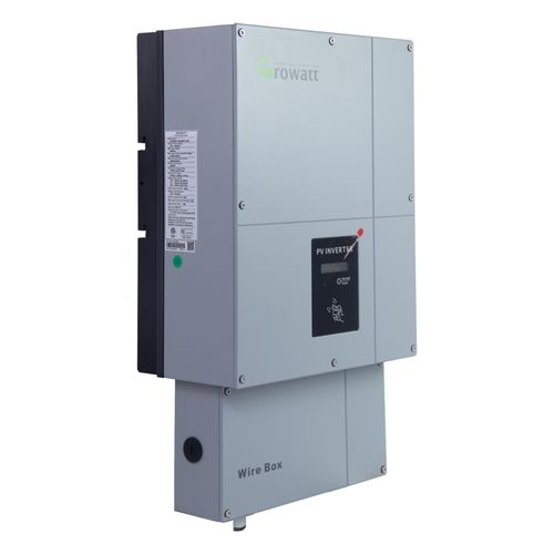 Inversor Growatt 6000MTLP-US, Doble MPPT