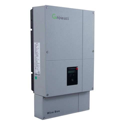 Inversor Growatt 5000MTL-US, Doble MPPT