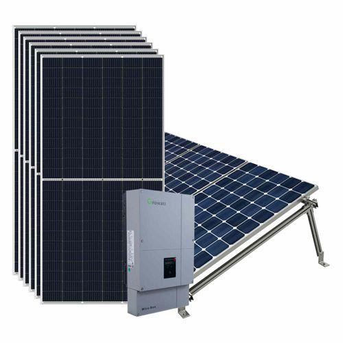 Kit básico de instalación 12 paneles