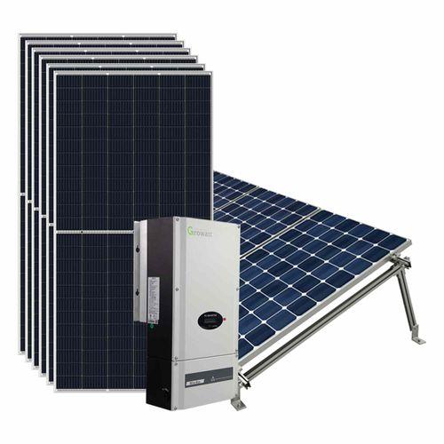 Kit básico de instalación 30 paneles