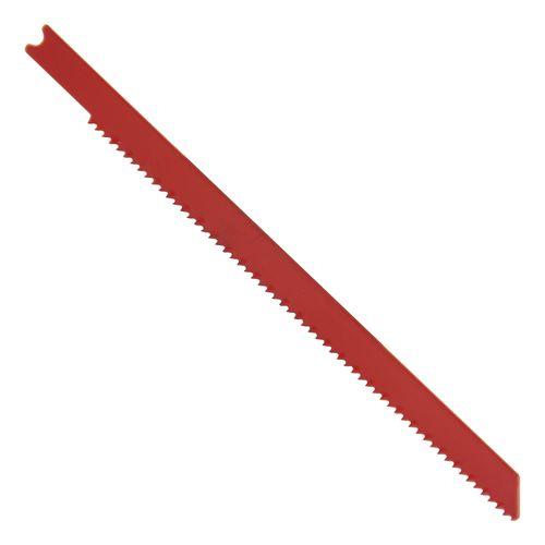 Hoja para Sierra Caladora Bimetálica de 5-1/4 x 3/8 Pulgadas (14)