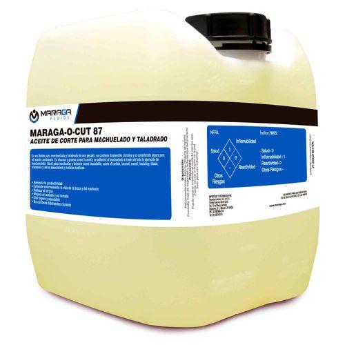 Aceite O-Cut #87 de 0.8 Galones Maraga
