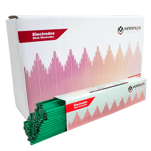 Soldadura Electrodo Revestido E6013 3/32 x 14 Pulg Caja con 20kg