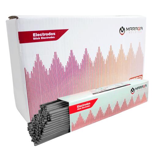 Soldadura Electrodo Revestido E6011 1/8 x 14 Pulg Caja con 20kg
