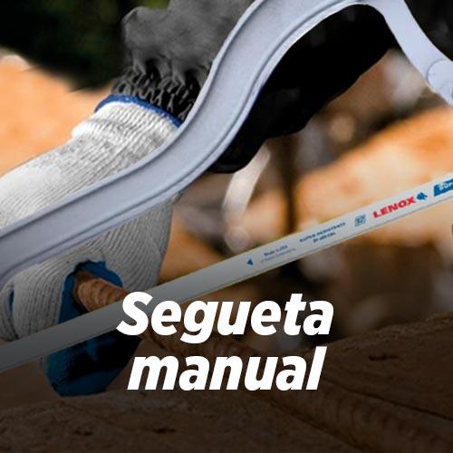Segueta manual