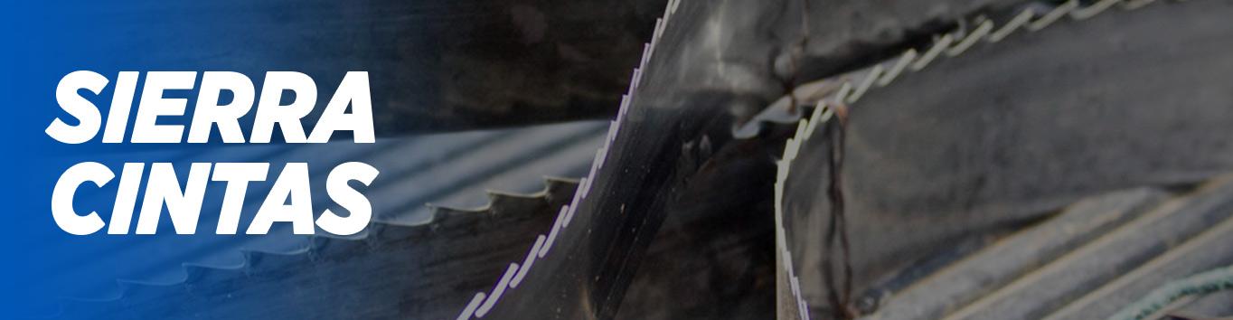 Sierra cintas
